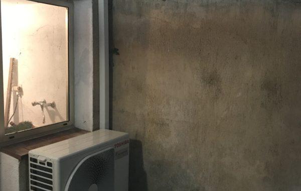 Pose d'un climatiseur Bisplit à Mandelieu